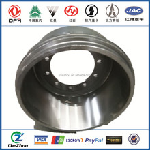 brake drum used for tractor or car accessories with good performance