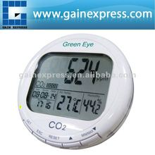 Digital Desktop CO2 Monitor and Logger
