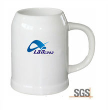 20oz Sublimation Beer Mug Stein