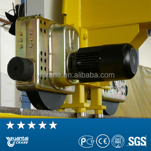 Yuantai overhead crane daily inspection checklist