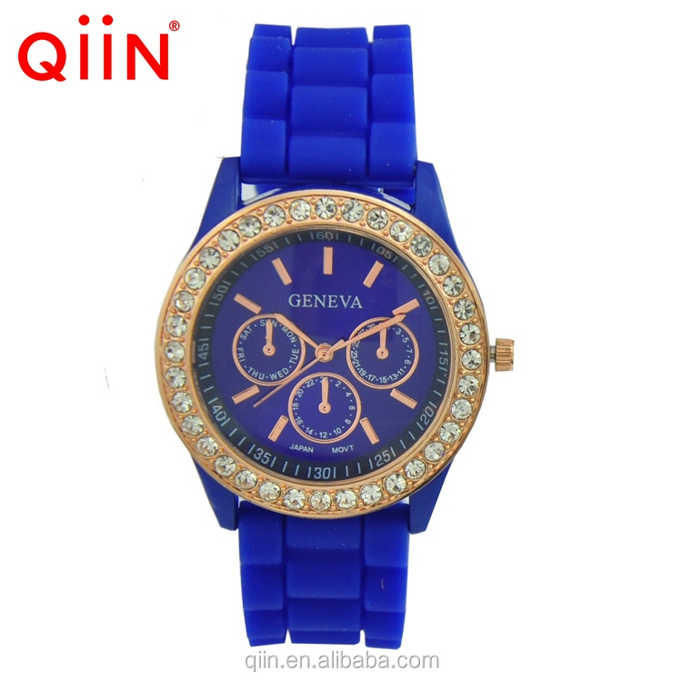 QD0141 geneva brand quartz valentine watches