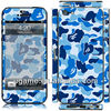 Camo pattern for iphone 5 skin sticker,vinyl skin sticker for iphone 5 cover