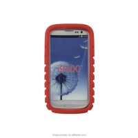 2016 hot selling silicone phone case for samsung galaxy s3 i9300