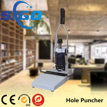 T30 Single hole punching machine/industrial paper small hole punch