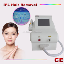 Manufacturer supply ipl hair removal 2016 best laser hair removal machine pig hair removal tools for sale