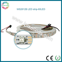 DC5V 60 Led Strip/ Magic Colour Led Ribbon ws2812/dream color led strip