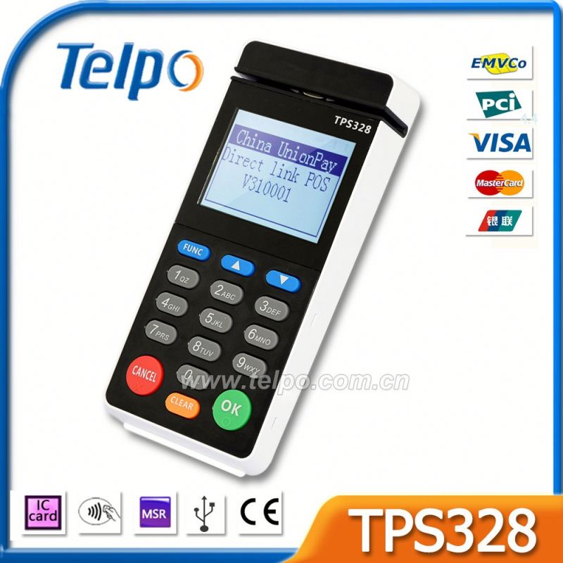 New arrival Visa Card MPos pin pad with C-based C++ SDK