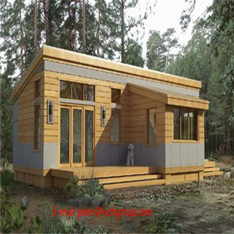 Prefabricated Light Steel Structure Container Home