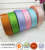 Hot-selling Marriage Decoration Metallic Ribbon