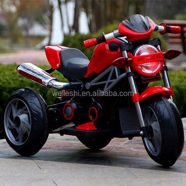 Best selling children electric motorcycle baby motorbike