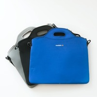 Fashion insulated mens travel laptop bag