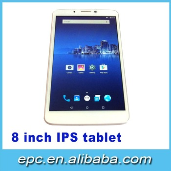 Attracitive IPS 8 Android Tablets with GPS BT