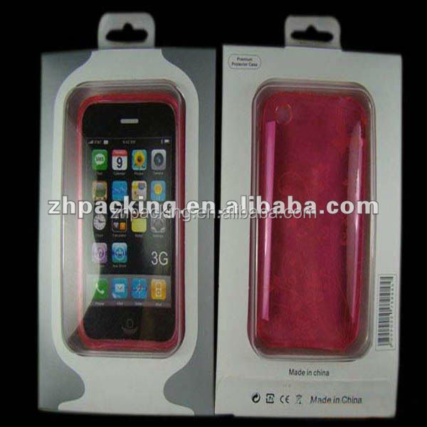 blister packaging for mobile phone case