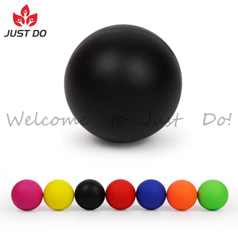 High Quality Small Rubber Massage Lacrosse Ball