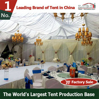Luxury wedding walkways marquee tent for Party Hire