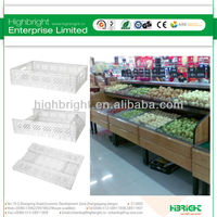 high-quality plastic crates for produce
