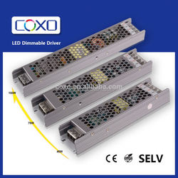 100-240VAC 700mA 26W 1 channel 1-10v constant current dimming led driver