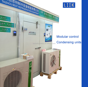 R404a modular control intelligent refrigeration cold room
