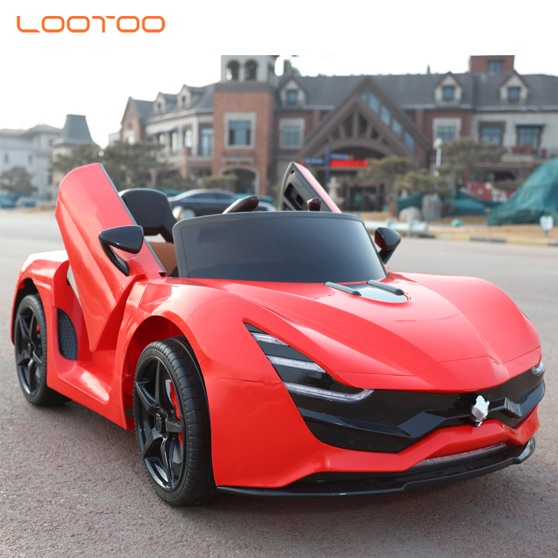 CE EN71 certificate Cheap price 4 wheels 6V5 *2 remote control Battery Children Car toy car ride on