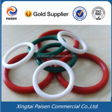 NBR/VITON/FKM/SILICONE sealing gum ring/ disc seat rubber ring for washer