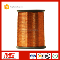 class 155 ul polyimide winding line enamelled copper wire for micromotor mini