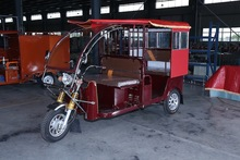 650W electro-tricycle with cabin for pedal cargo tricycle
