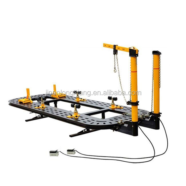 car body straightening bench/auto body frame machine