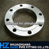 Slip-on Flanges according to ANSI B16-5