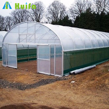 China professional low cost agricultural greenhouse tunnel