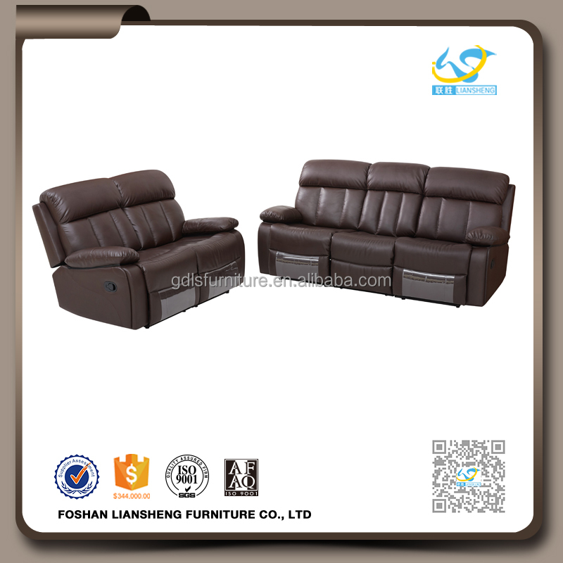 high end happy home cinema sofa brown cheers leather sofa recliner made in China