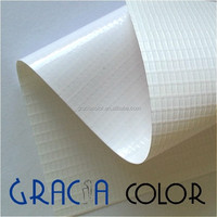 (10 oz) 340gsm pvc flex banner/advertising banner material/pvc flex banner