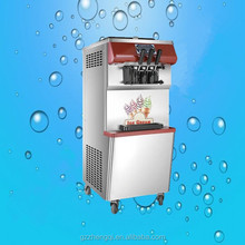 Soft ice cream machine ,commercial ice cream machine for sale(ZQR-375)