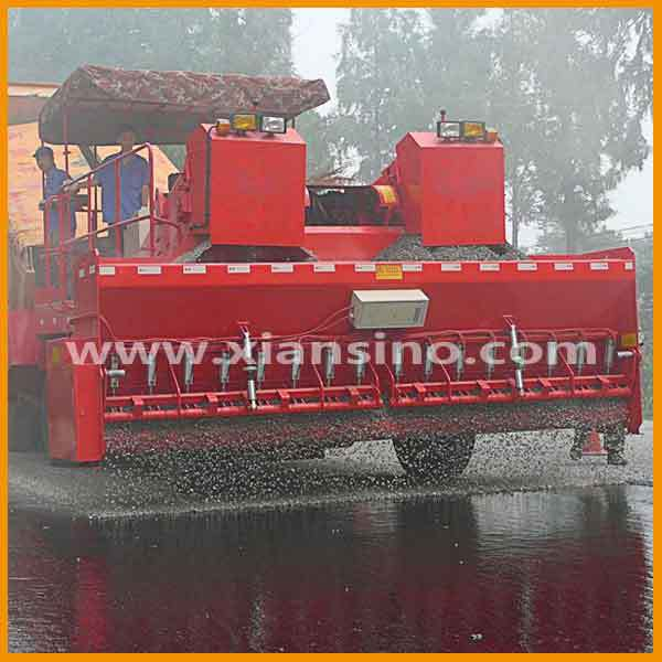 Chip spreaders and stone spreader use