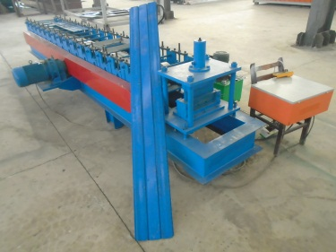 Finished Product(Roll Forming Machine)