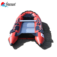 Freesun super tough fishing boat inflatable boat