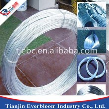 factory manufacturer Galvanized Steel Wire For Baling /Cable Armoring