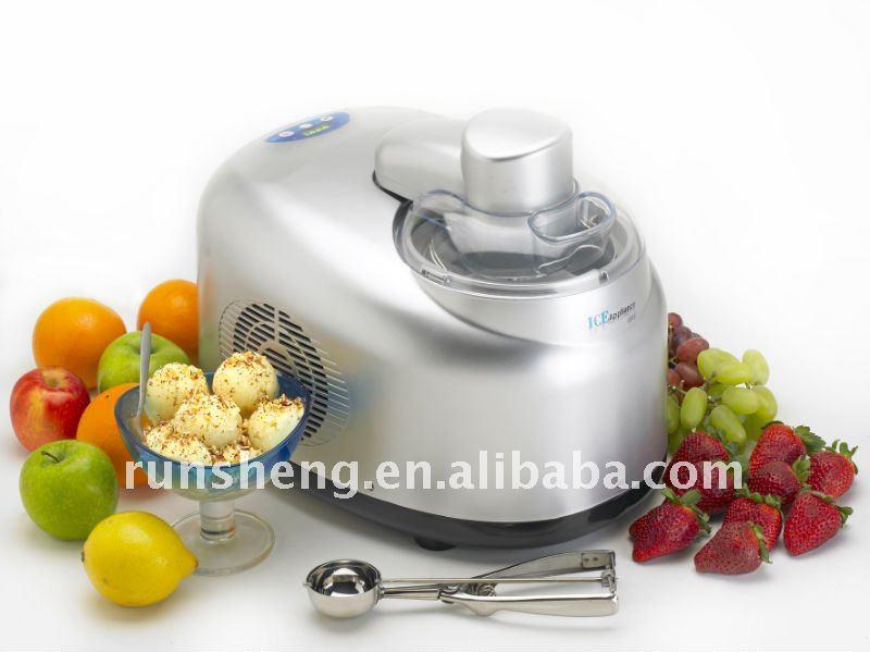 Home Ice Cream Maker Part - 17: Home Ice Cream Machine - Buy Ice Cream Machine,Ice Cream Maker,Portable Ice  Cream Machine Product On Alibaba.com