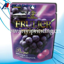 Laminated plastic fresh fruit packaging bag