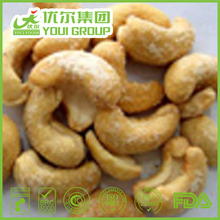 Wholesale Garlic Flavor Roasted Cashew Nuts/Different Types of Raw Cashew Nuts