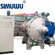 vacuum annealing furnace, vacuum heat treatment furnace for hydrogen storage metal