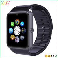 OEM cheap Android GT08 smart watch bluetooth phone support remote camera