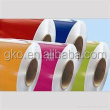 FEVE color coated aluminum coil