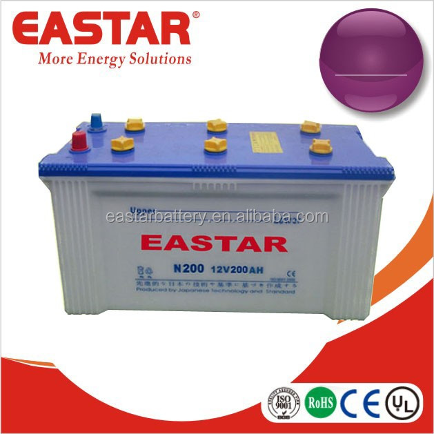 china manufacturer Wholesale Lead-Acid Automotive Start Car/Truck Battery /Bus Battery N40 12V 40Ah for Vehicles
