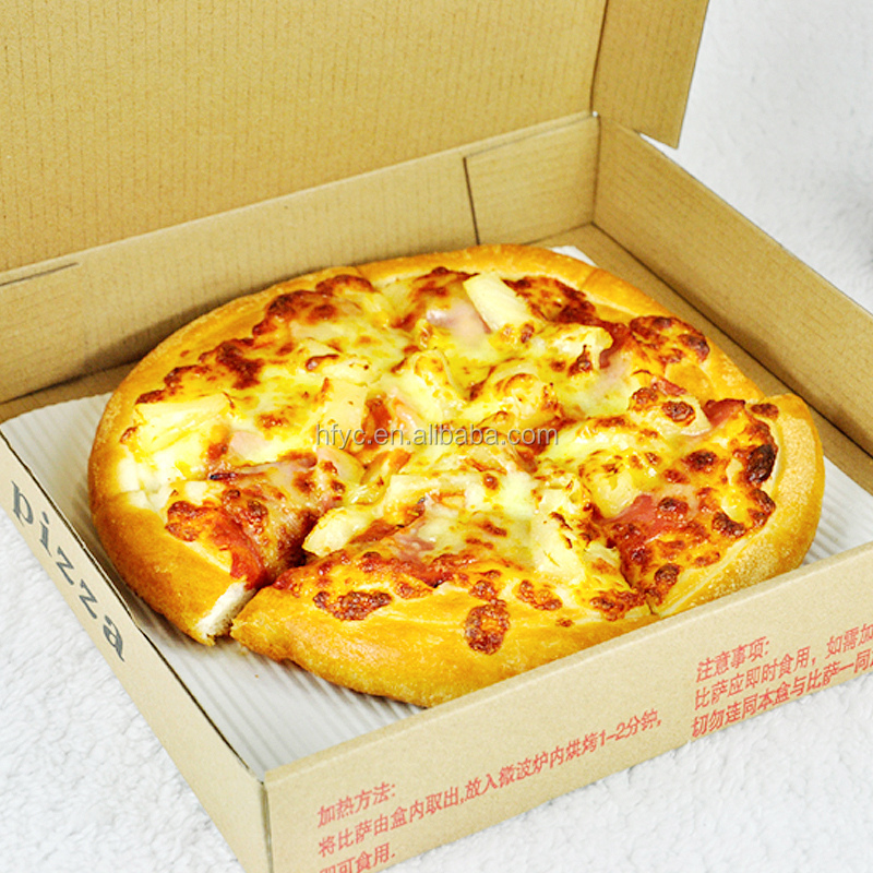 NEW STYLE Cheap Custom Pizza Slice Boxes