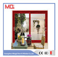 Australian standard low-e glass aluminum double glazed sliding door