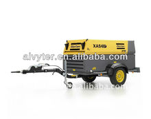 58KW XAS 137 Atlas Copco Portable Screw Air Compressor