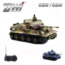 German Military Remote Control Mini Tiger T90 RC Toy Tank for Children