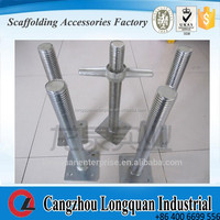 Formwork Used adjustable Steel Post Shoring Supporting For Sale