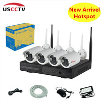 12v power supply security system 2.4ghz digital wireless security kit