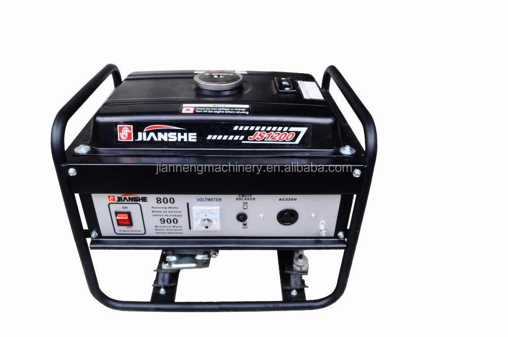 JIANSHE(CHINA) Super Quiet 2,3,5,6KWOutdoor camping Gasoline genset fuel cell power generator